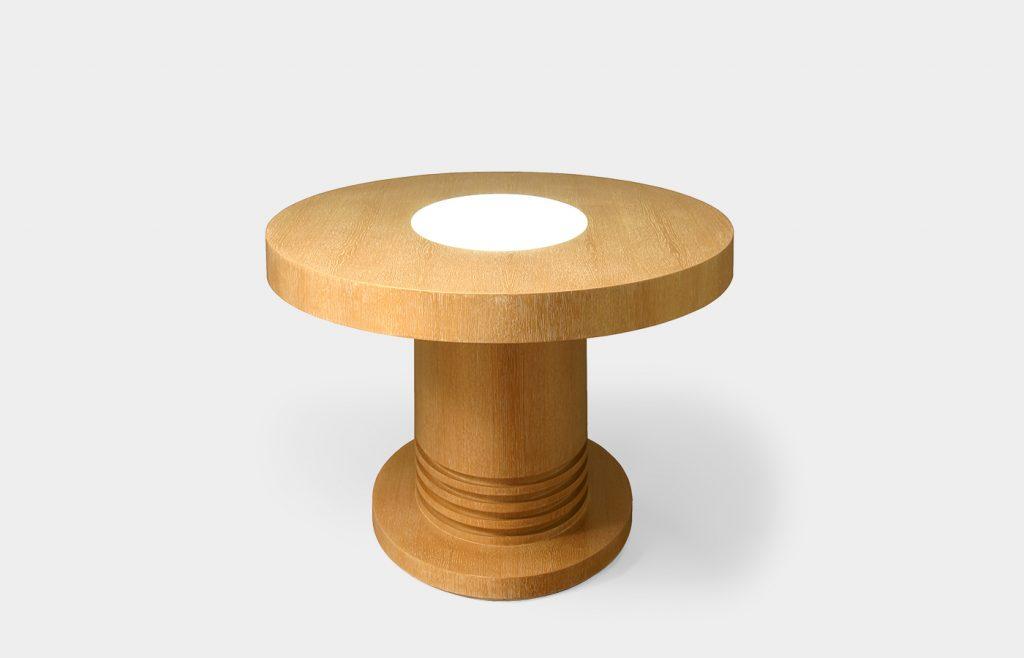 tavolo da pranzo illuminato 2